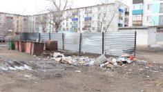 мусор (3) Привычный вид контейнерных стоянок