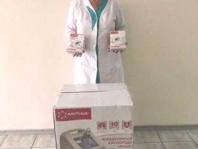 Кислородные концентраторы и пульсоксиметры помогут в лечении заболеваний