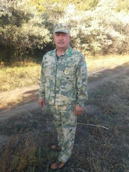 Гайдар Дощанов, фото к статье день работника лесного хозяйства