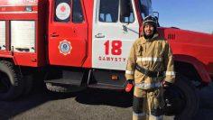 Рустем Ержанов более 20 лет посвятил спасению жизней людей, фото к статье спасатель – профессия мужественных